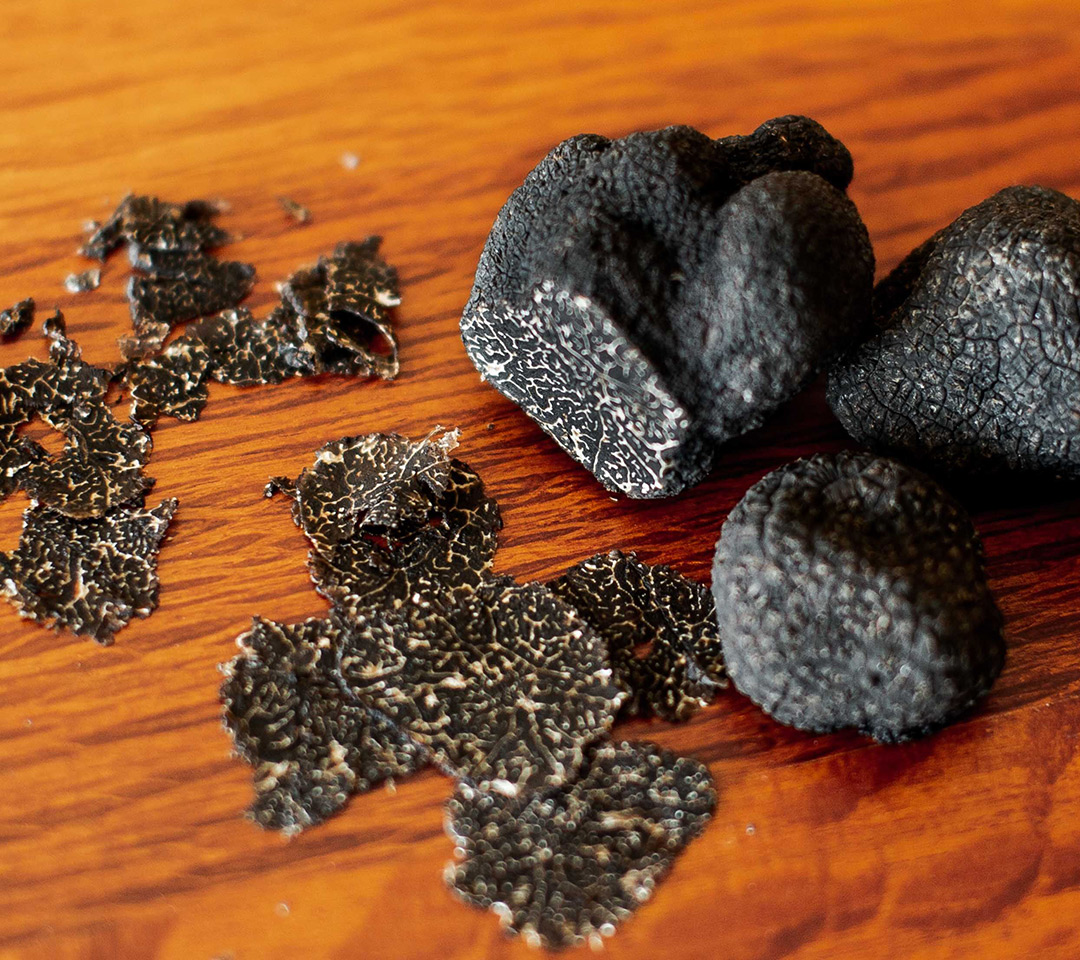 Truffles can change a great dish into a fabulous feast.